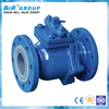 2 1/2 Inch 150lb WCB PTFE Lined Float Ball Valve