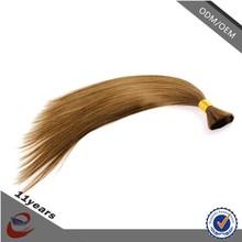 Full ends no splits 6a grade cheap Virgin straight Brazilian Hair Bundles