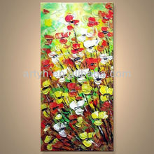 Newest Handmade Large Canvas Wall Art In Discount Price