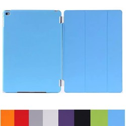 Ultra Thin Magnetic Smart Cover for iPad Air 2,Back Shell Case for iPad 6