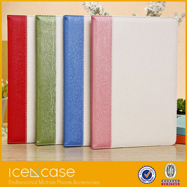 2014 Hot selling Mini Small Girl series PU 360 for ipad mini rotating case