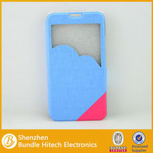2014 flip leather case for Samsung S5 i9600,for samsung cel phone accessorires