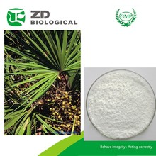 100% natural Saw Palmetto Fruit Extract(Fatty Acids)