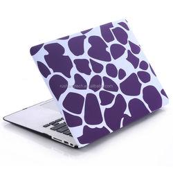 customized design for Macbook sublimation case, for macbook pro sublimation case