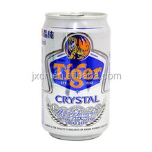 empty customer aluminium beer / beverage cans 330ML