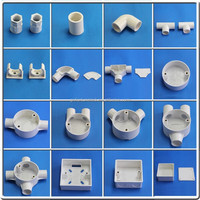 Full Size Electrical Types of Plastic PVC Pipe Fitting Price
