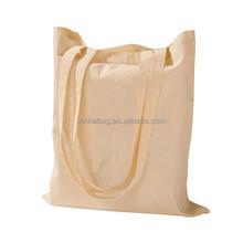 Blank Calico Tote Bag