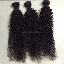 Unique Style Virgin Deep Curly Cambodian Human Hair Full Lace Wig
