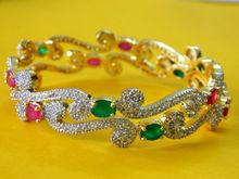 Crystal Beed Bangle Popular At High Quality Fashion Bracelet