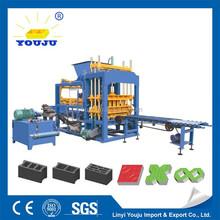 Brick Making Machinery brick making machine price QT5-15 low investment business