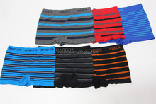 mens underwear private label seamless boxer shorts