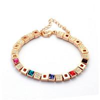 2014 trends new fashion colorful beads bracelet jewelry shamballa bracelet of charm bracelet italian chain machinery