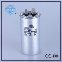 Metallized Polypropylene Film 105j 400v Capacitor