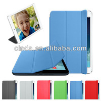Magnetic Leather Smart Cover Sleep Wake Case For Apple iPad mini Retina 2