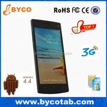 Factory promotion products 5.0'' dual sim 3G 8 Core indonesia mobile phone wifi
