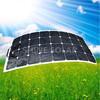 hot selling 130 watt fexible solar panel shenzhen solar panel