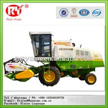 Automatic Mini Rice Combine Harvesters Better Capacity Cheaper Price