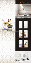 Top quality best selling decor tile mosaic ceramic