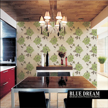modern pvc wallpaper for house decoration