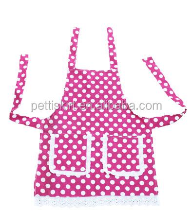 ingrosso cute princess stile grembiuli da cucina bambina grembiuli ... - Grembiuli Cucina Particolari