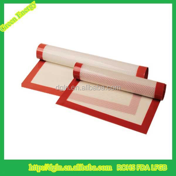 High Temperature Resistance Fiberglass Silicone Baking