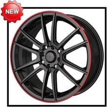 car wheels aluminum rims /wheel Supplier/ Alloy car wheels 5 hole