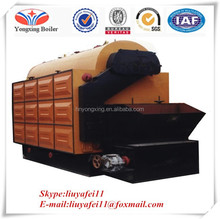 Top Level coal steam boiler manufacturer complete chain grate coal fired boiler