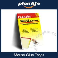 descrição em espanhol de cola de rato caixa primavera armadilha da colagem
