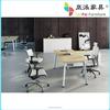 Foshan metal office desk alluminium office desk manager desk JK-04