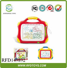 2014 new product children colorful graffiti learning board baby drawing board