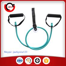 Latex tube ab exercise equipment seen tv