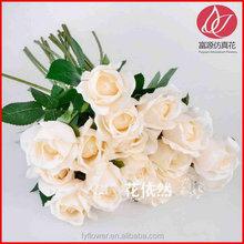 Special unique imitate single stem rose
