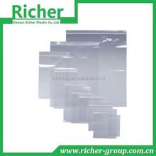 plastic bag material in plastic film press seal