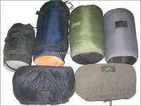 Big and Tall sleeping bags polyester Hollowfiber rectangular sleeping bags camping sleeping bag