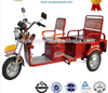 strong electric three wheels vehicle for old people