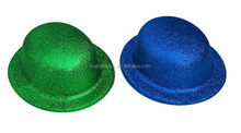 Cheap Price Shinning PVC Hat With Glitter