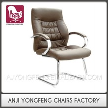 steel chromed visit chair,conference chair
