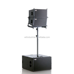 VR10 outdoor line array active 10 inch factory subwoofer
