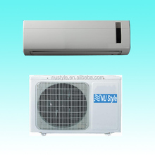 High wall mini split Air Conditioner R410A, R407C (1ph to 3ph)