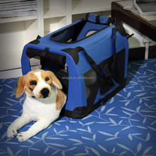 pet product transport boxes for dogs folding fabric dog crate