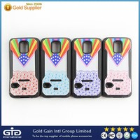 [GGIT] S5 Case for Samsung S5 Mini TPU+PU Phone Case for Samsung