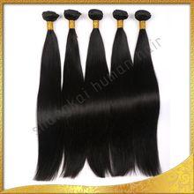 Wholesale 100% natural Silky Straight wave brazilian virgin remy human hair