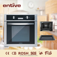 60cm 56L multifunction built in domestic gas oven