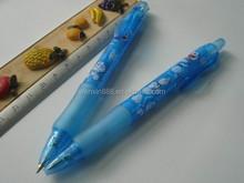 New item wholesale factory price plastic click gel ink pen
