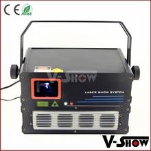 China Top 10 Selling light laser decoration animation writing laser light 1 watt rgb laser light for KTV decoration
