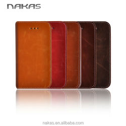Cell phone cases manufacturer, protecting function PU leather flip cell phone cases for iphone 5s