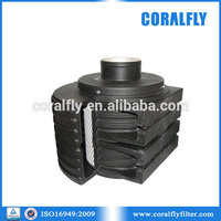 Coralfly ISO certificated air element AH1101 power generator filter