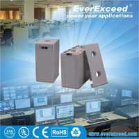 EverExceed high quality 2v 1500ah deep cycle agm ups battery