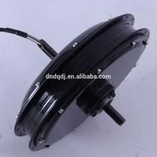 Motor de cubo sin cepillo sin engranajes BLDC 48 V 1000 W motor eléctrico
