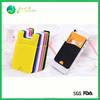 2015 Newest 3M mobile phone case card holder wallet